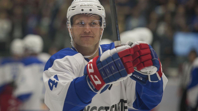 ASSIST: Patrick Thoresen noterte seg for én assist da SKA vant 5-1 fredag.