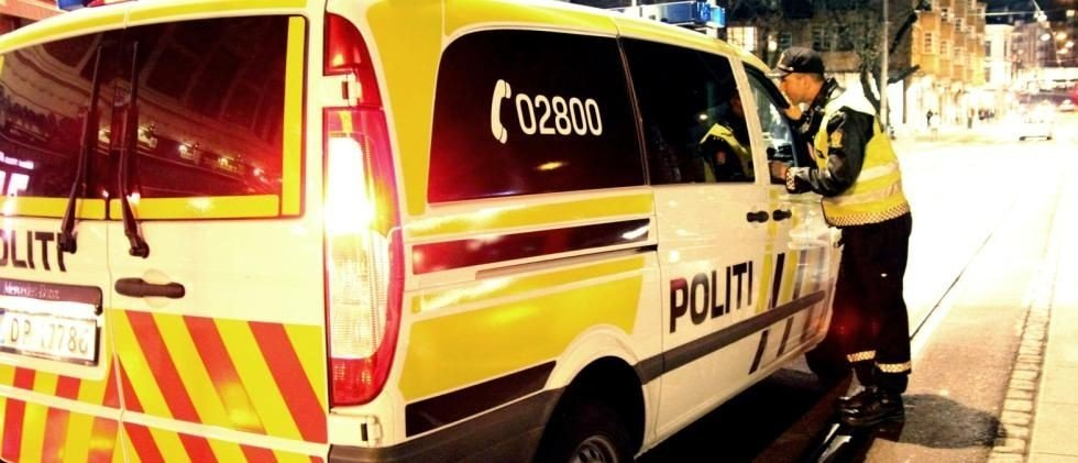 Pågripelsen av de to ranerne ble arrestert skapte god stemning hos patruljene på vakt den natten.