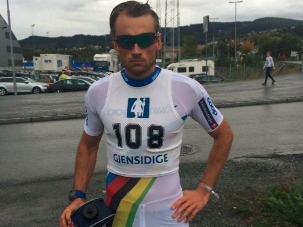 VANT: Petter Northug vant motbakkeløpet «Ranheim til Topps».
