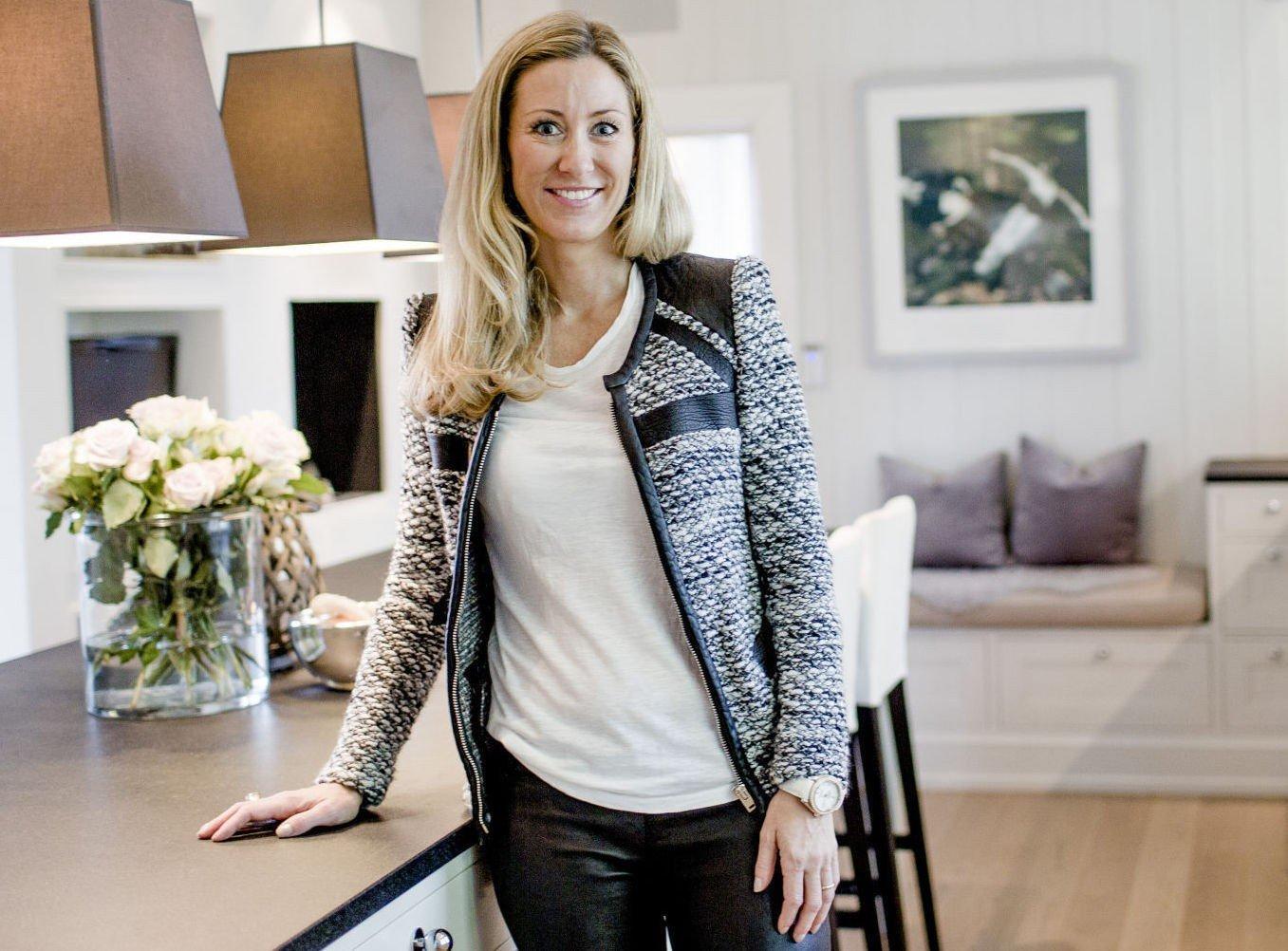 Hedda Ulvness melder om god fart i boligmarkedet.
