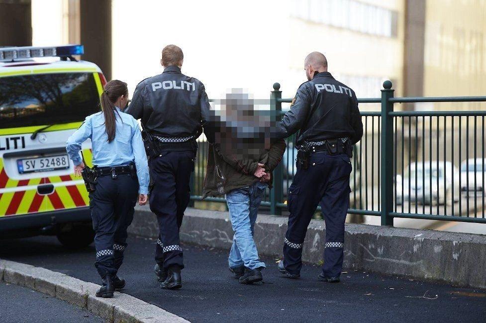 Politiet beskriver den pågrepne som den mest aktive av de to ranerne. Foto: Skjalg Ekeland
