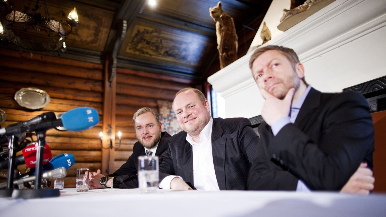 En NRK-medarbeider ble hengt ut på lufta under Radioresepsjonens sending torsdag.