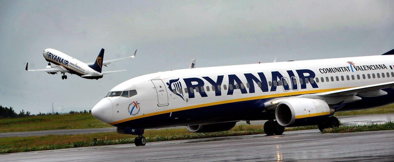 Færre avganger: Ryanair trapper neste år ytterligere ned på aktiviteten fra Moss Lufthavn Rygge.