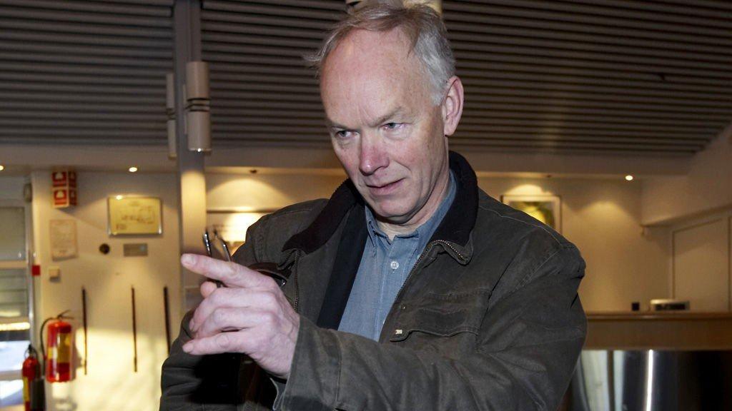 MÅ TA ANSVAR: Per Olaf Lundteigen (Sp) mener det er Norges ansvar å ta tak i ukulturen i IOC.