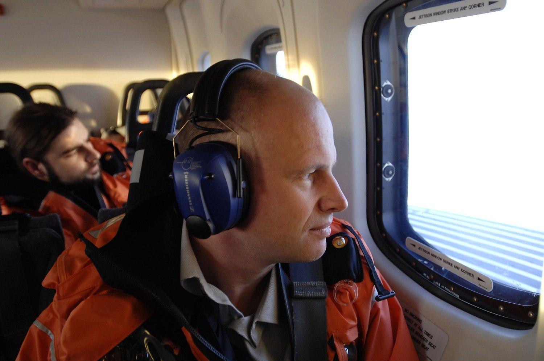 Statoils konserndirektør Arve Sigve Nylund.