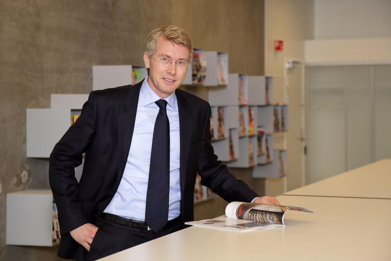 Olav T. Sandnes blir ny TV 2-sjef.