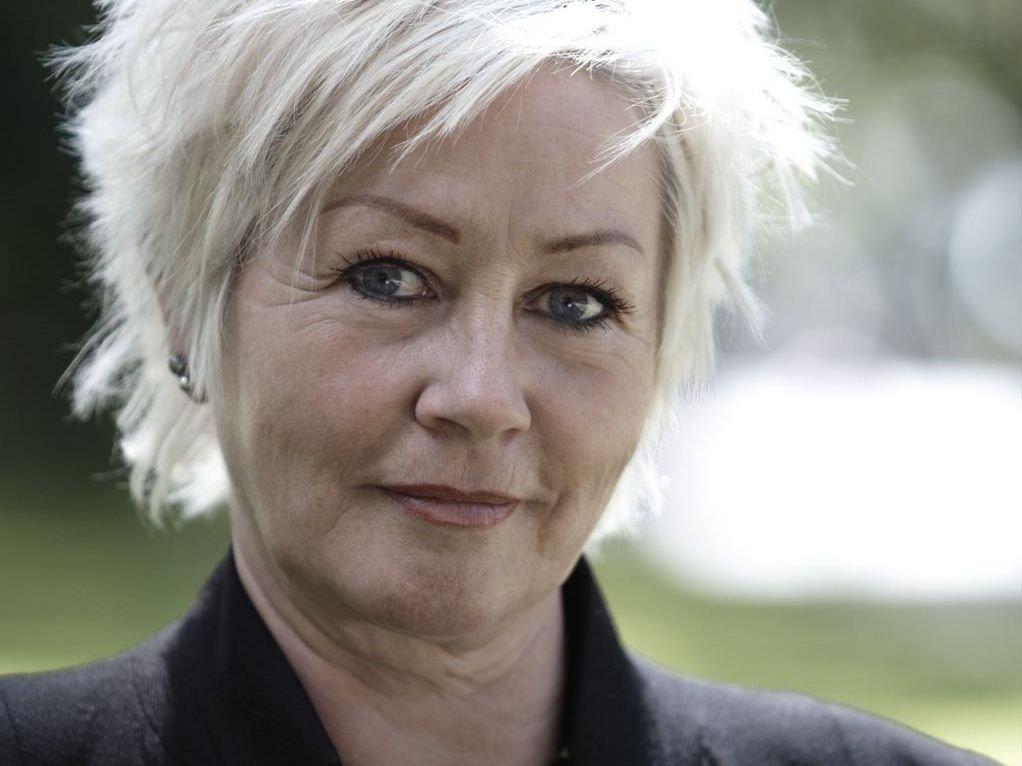 REAGERER: Generalsekretær Anne Lise Ryel i Kreftforeningen reagerer kraftig på at helsetoppene sier nei til to nye kreftmedisiner som kan forlenge livet til pasientene.