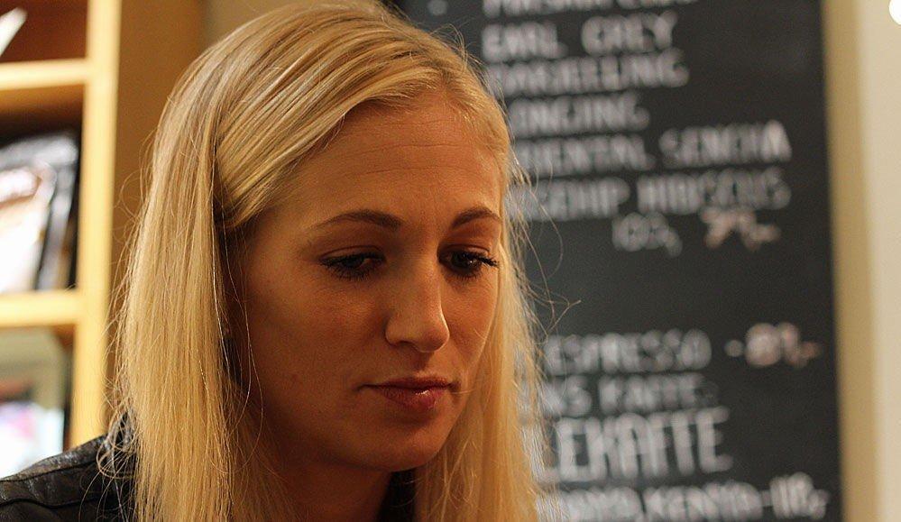 SKADET: Linn Jørum Sulland har fått påvist brudd i foten.