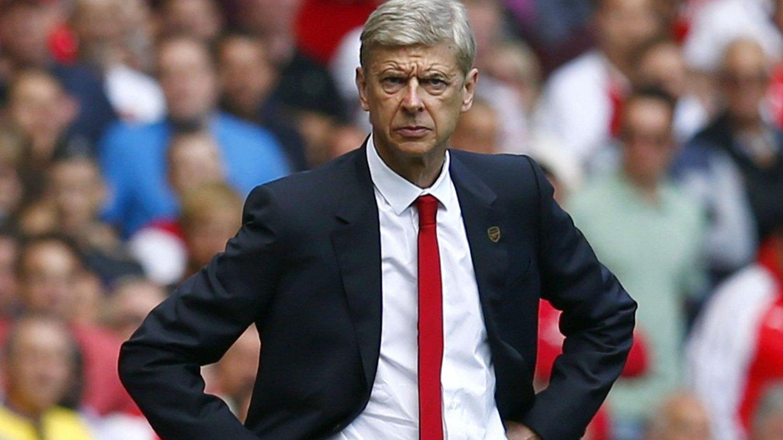 GENI? Arsene Wenger tar til motmæle mot kritikken.
