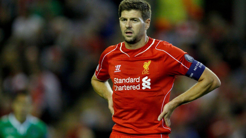 Steven Gerrard har spilt for Liverpool i hele sin karriere. Nå ønsker klubben å gi kapteinen ny kontrakt.