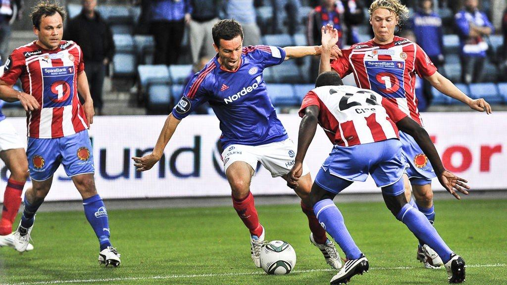 Morten Berre har bestemt seg for å ta et nytt år i Vålerenga.