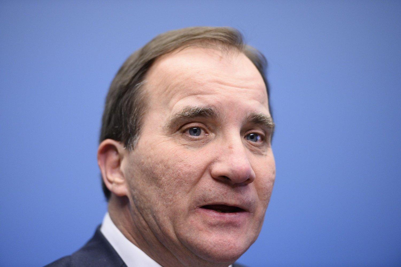 Statsminister Stefan Löfven står i sentrum for den verste regjeringskrisen i Sverige på lang tid.