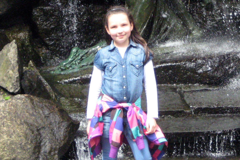 ETTERFORSKER DRAP: Politiet mener den åtte år gamle Monika Sviglinskaja ble drept av sin tidligere stefar i 2011.