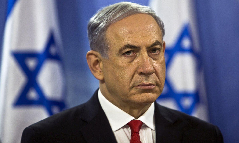 Israels statsminister Benjamin Netanyahu.