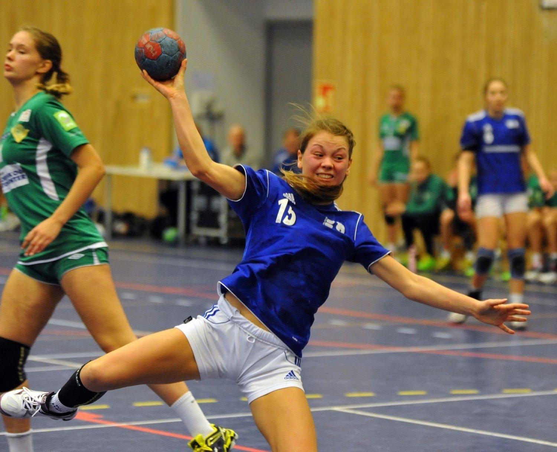 Charlotte Amalie Leinebø ble toppscorer med syv mål, men Kjelsås tapte mot Fjellhammer.