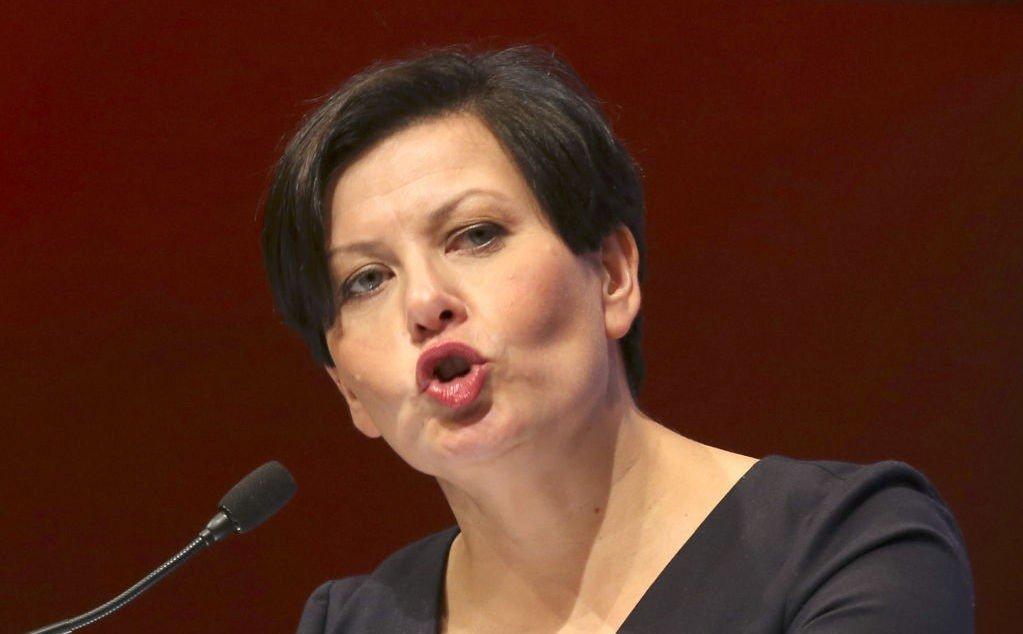 KRITISK: Nestleder Helga Pedersen i Arbeiderpartiet mener kvinneandelen i ledelsen av statlige selskaper er begredelig.