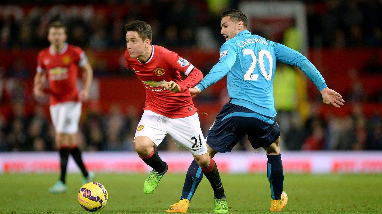Manchester Uniteds midtbanespiller Ander Herrera var blant navnene som ble nevnt da kampfiksingssak fra 2010-11-sesongen kom for retten i Spania mandag.