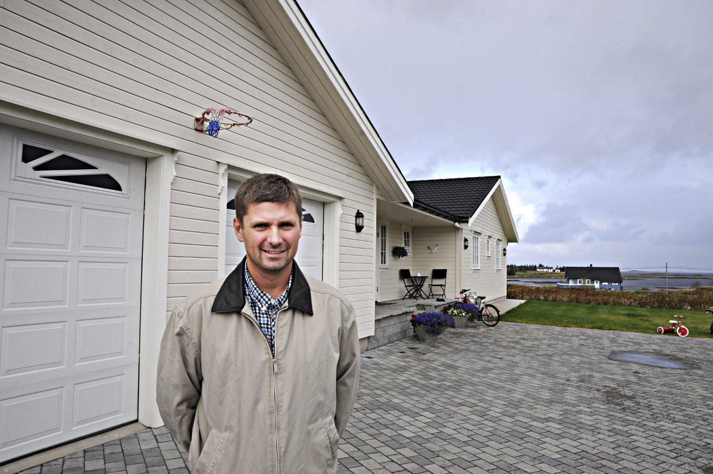 SKUFFET: Smølas ordfører Roger Osen uttrykker skuffelse over vedtaket i Helse Midt-Norge torsdag.