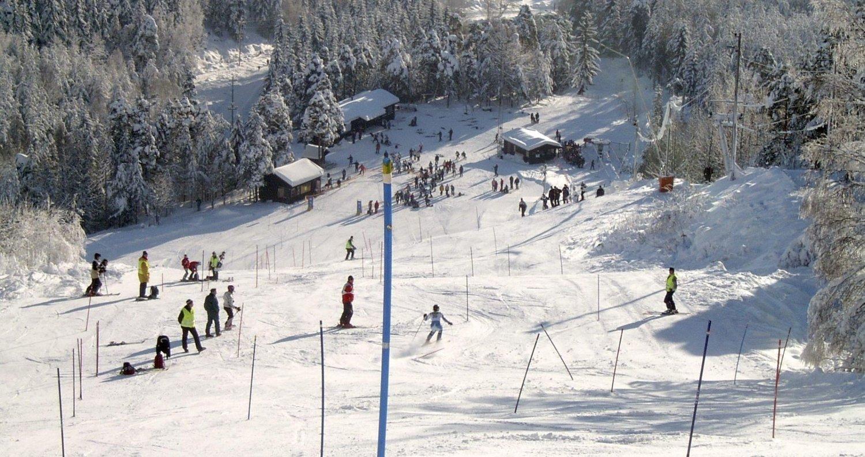 TORSDAG: 1. juledag skal det etter planen åpnes i Trollvann. Foto: Arkiv
