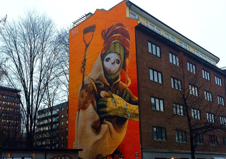 Oslos politikere vil ha flere fargerike bygårder i Oslo, og har nå vedtatt en egen handlingsplan for å fremme graffiti og gatekunst.
