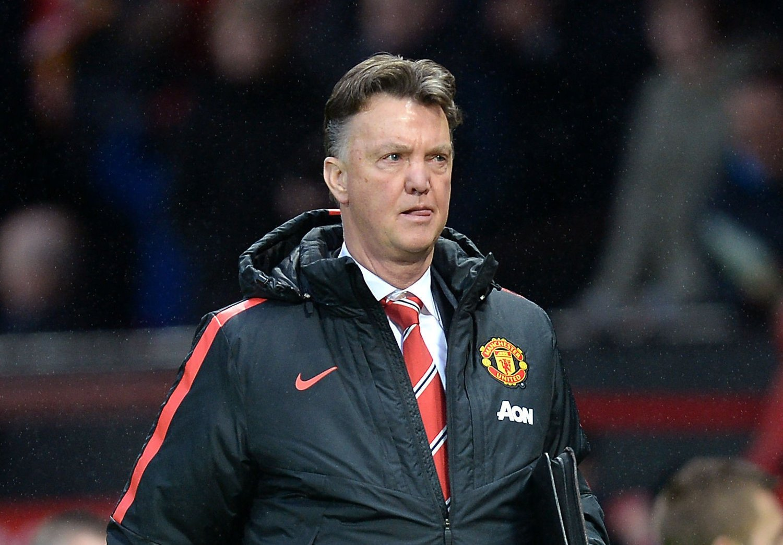 HISSIG: Louis van Gaal hisset seg opp over Liverpool-spørsmål.