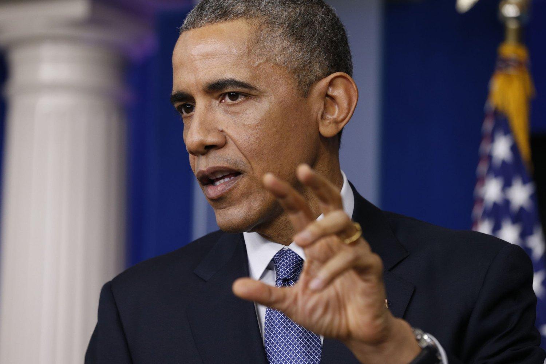 Galt av filmselskapet Sony å avlyse premieren av filmen «The Interview», sa USAs president Barack Obama på årets oppsummerende pressekonferanse i Det hvite hus fredag.