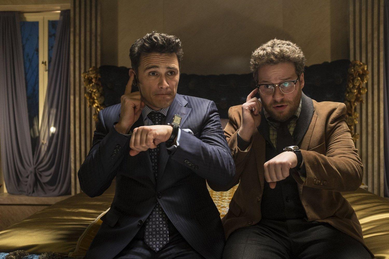 Filmen «The Interview» går for fulle hus på amerikanske kinoer. I Asia har flere hundre tusen har også lastet ned filmen.