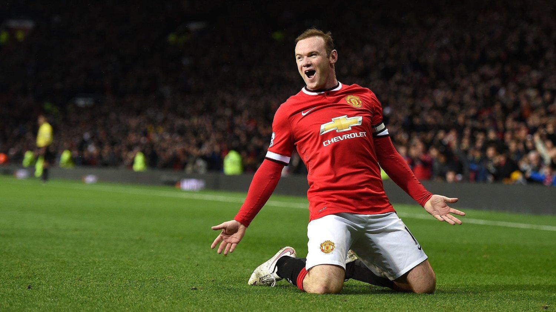 GULLHÅP: Manchester United og Wayne Rooney er i form. Nå jakter storlaget seriegull.