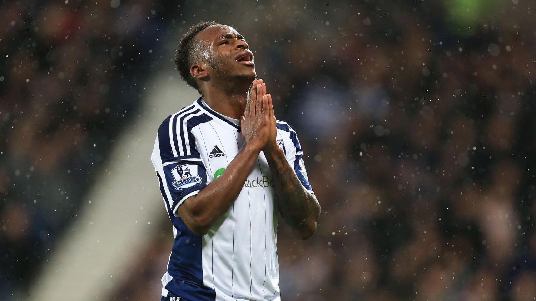 ØNSKET: West Bromwich-spiller Saido Berahino står på ønskelisten til Tottenham