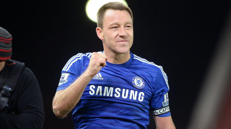 INGEN TVIL: Chelsea-manager Jose Mourinho sier at det ikke er noen tvil om at John Terry får en ny kontrakt.