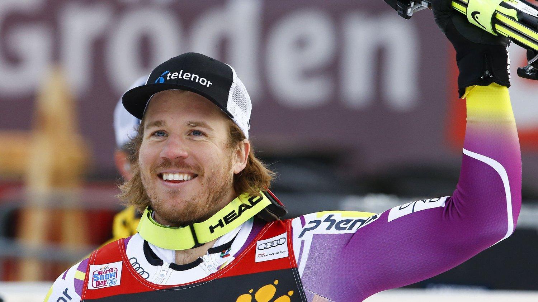 Kjetil Jansrud leder verdenscupen. FOTO: NTB scanpix