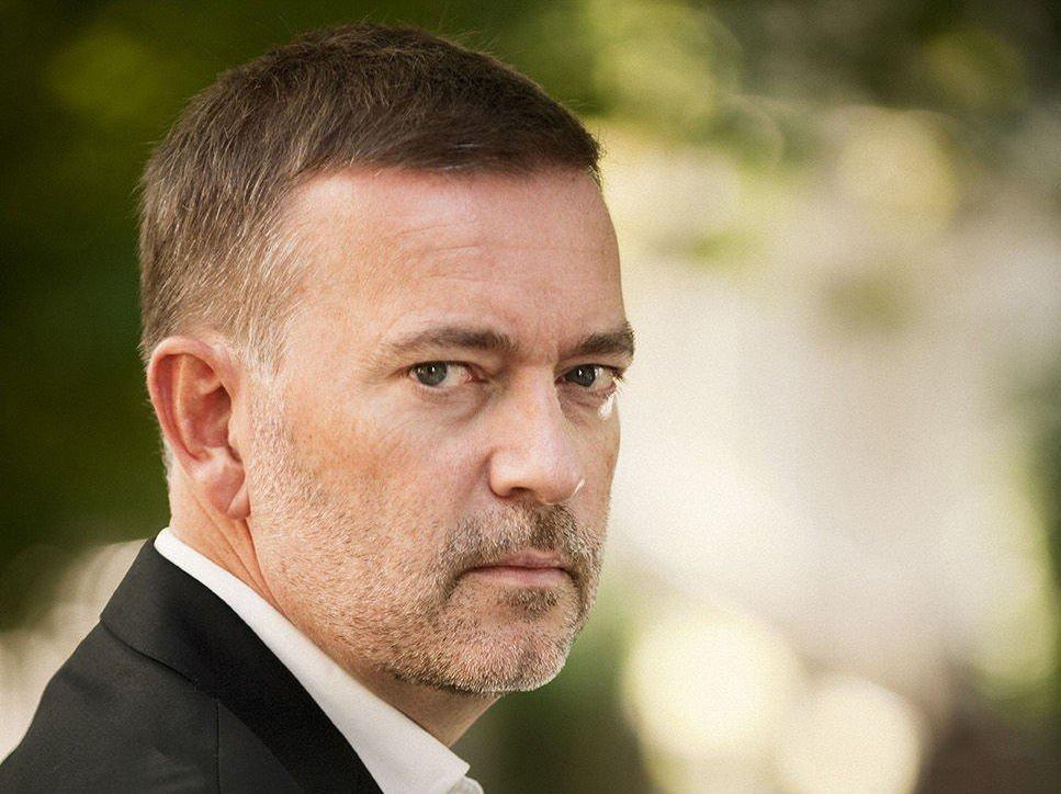 Jan-Erik Larsen var en av de syv opprinnelige partnerne i First House.
