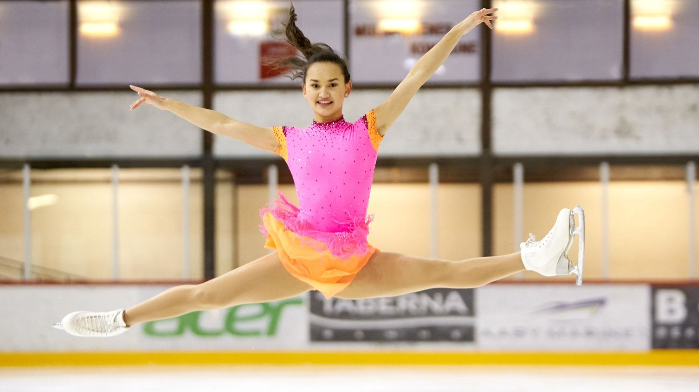 KLAR FOR EM: Camilla Marie Gjersem skal representere Norge under EM i Stockholm mot slutten av januar.
