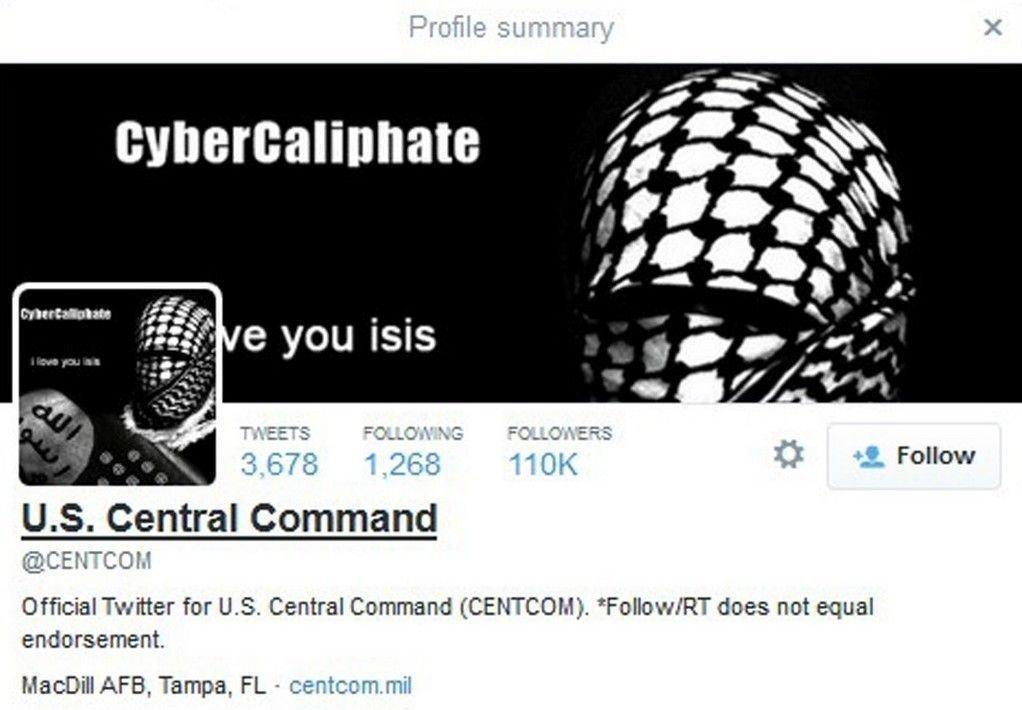 Ifølge amerikanske og europeiske regjeringskilder tror etterforskere at den 20-årige Junaid Hussain er lederen for gruppen CyberKalifatet, men de vet ikke om han var personlig involvert i hackerangrepet på Twitter- og Youtube-kontoene til USAs Central Command (CENTCOM) mandag.