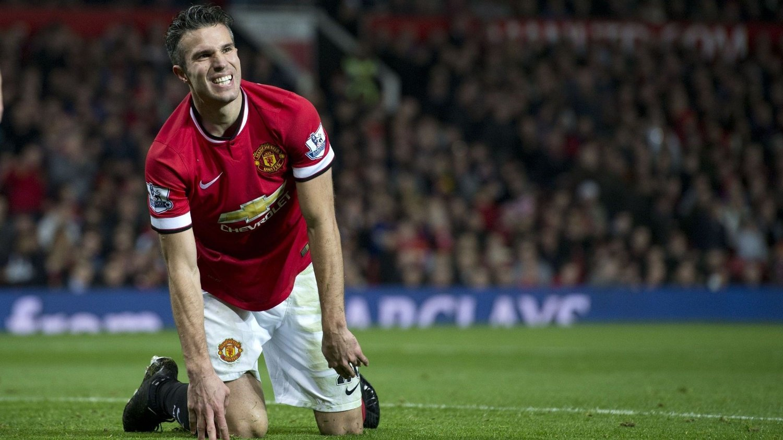 FORSVINNER? Manchester United Robin van Persie skal stå overfor en usikker fremtid.