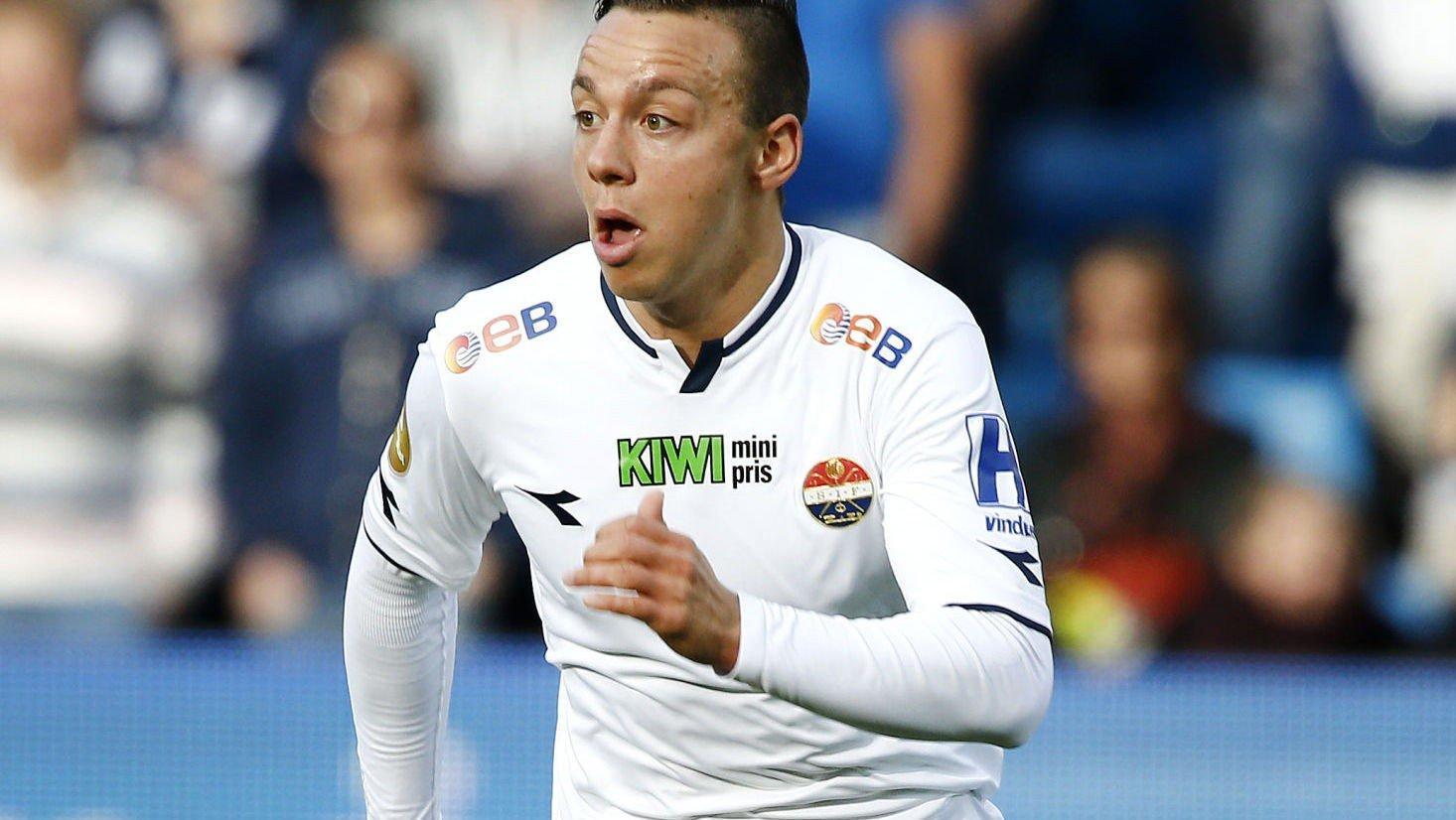 Den danske midtbanespilleren Patrick Olsens låneopphold i Strømsgodset ble ingen suksess. Inter-spilleren tror imidlertid nedturen gjorde han sterkere.