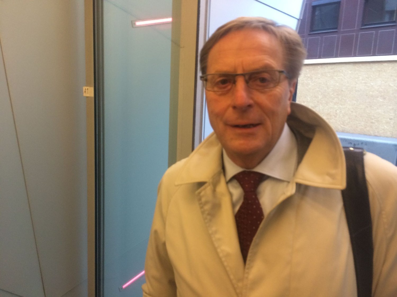 Telenors styreleder Svein Aaser kan ikke utelukke korrupsjon.