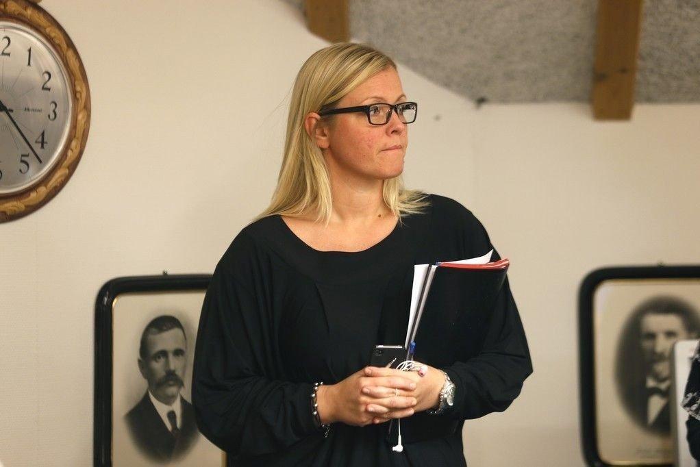 Kjersti Stenseng (40) fra Oppland er en av favorittene til jobben som partisekretær i Ap.