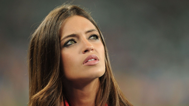 Iker Casillas' kjæreste Sara Carbonero. FOTO: NTB scanpix