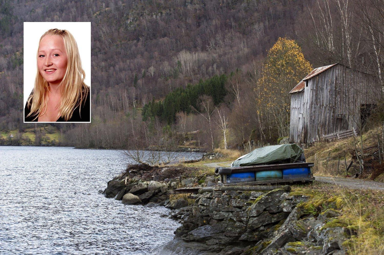 Veronica Hegghgeim Stegegjerdet (22) ble funnet død i Barsnesfjorden 14. november i fjor etter å ha vært savnet i om lag tre uker.