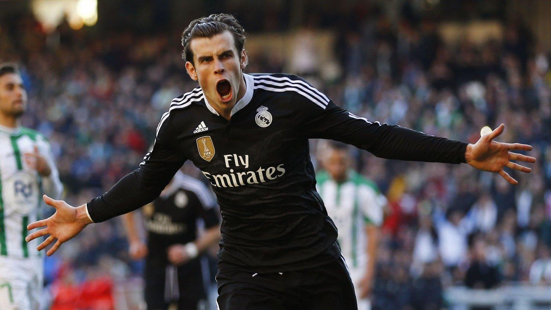 Gareth Bale var fornøyd med å bli matchvinner for Real Madrid, men ville ikke ta seg tid til å snakke om Martin Ødegaard lørdag ettermiddag.