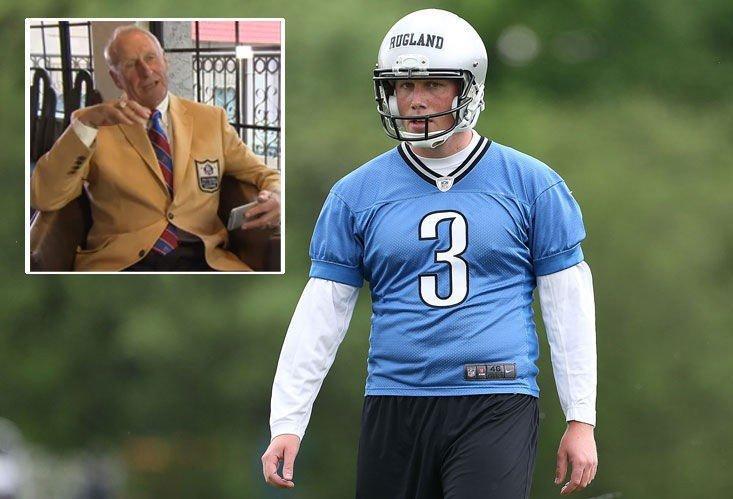 HÅPER PÅ NY SJANSE: Jan Stenerud (innfelt) håper Håvard Rugland får en ny sjanse til å vise seg frem i NFL.