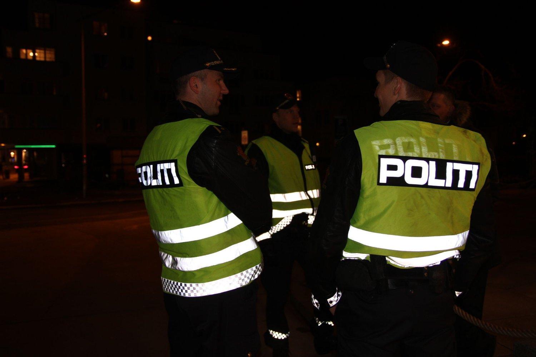 Politietaten hadde ved årsskiftet 15.495 ansatte.