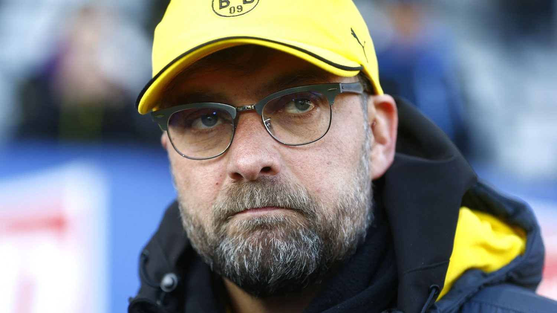 Det har vært en tung tid for Jürgen Klopp og Borussia Dortmund-spillerne.
