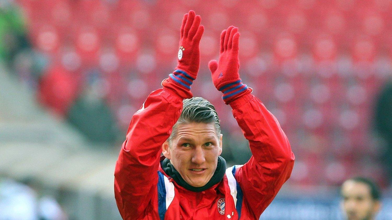 TYSKLANDS BECKHAM: Bastian Schweinsteiger kan ha flytte på seg til sommern ifølge ham selv.