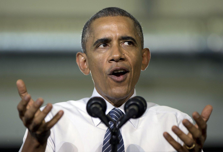 Barack Obama mener klimapolitikken vil bli en viktig del av hans ettermæle som president.