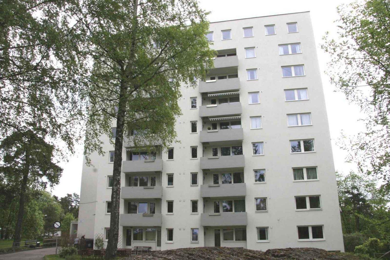 «Norges mest intelligente hus». Slik ble Minister Ditleffs vei 20 omtalt i en artikkel i 1963. Fortsatt må du ha jobb på universtitet eller høgskole for å få bo her.
