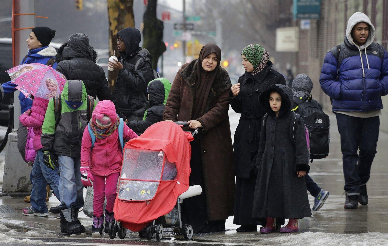 verdens største skoledistrikt, New York gir elevene sine fri under to muslimske høytider.