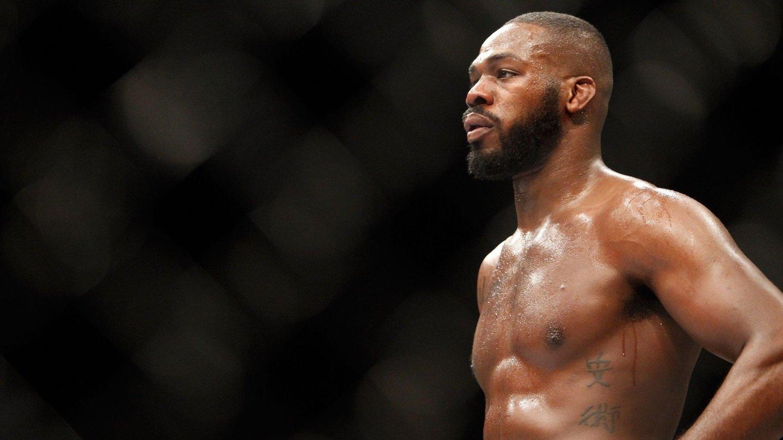 UFC-stjerne: Jon Jones har havnet i trøbbel igjen.