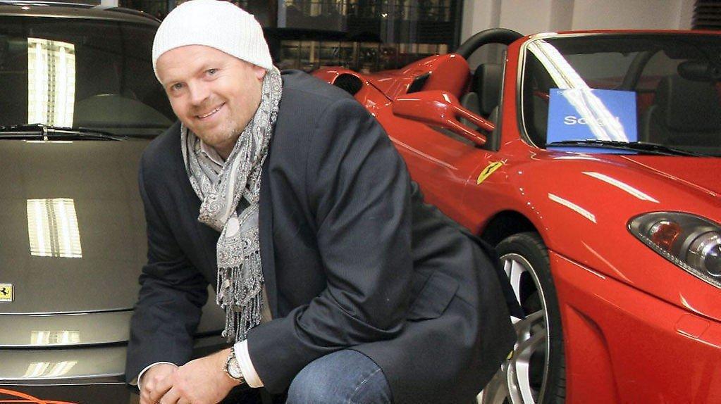 NY RUNDE i RETTEN: Komiker Tommy Steine anker til Høyesterett.
